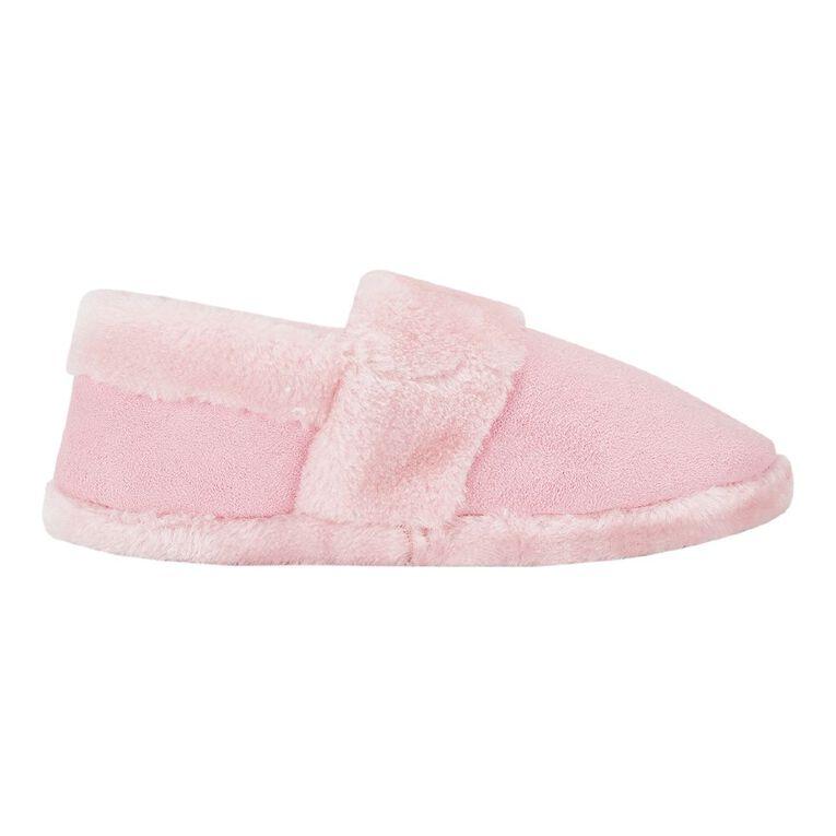 H&H Women's Joy Slippers, Pink, hi-res