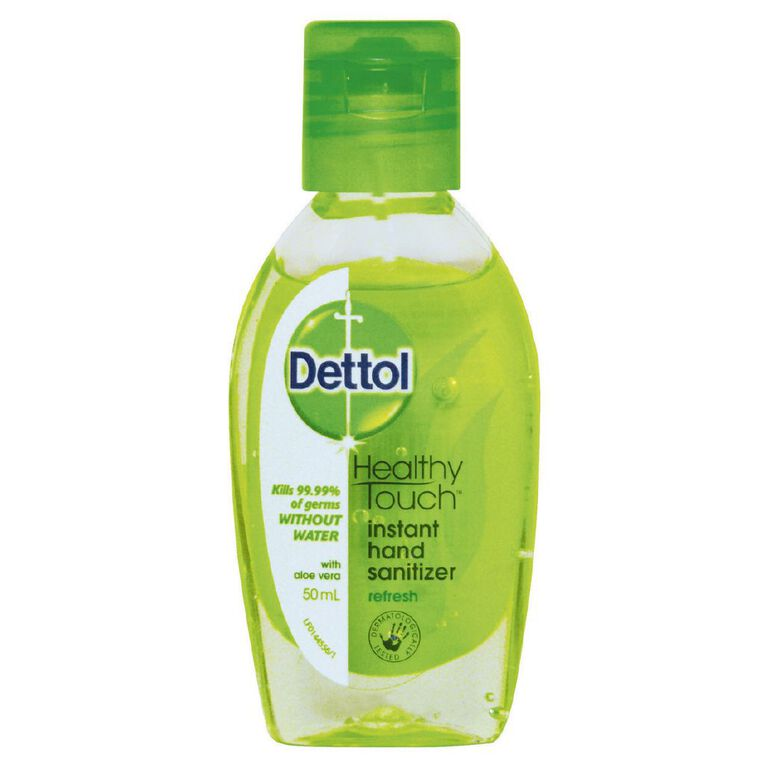 Dettol Refresh Instant Hand Sanitizer 50ml, , hi-res
