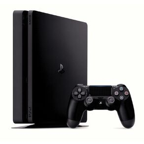 PS4 Console Slimline 500GB Black