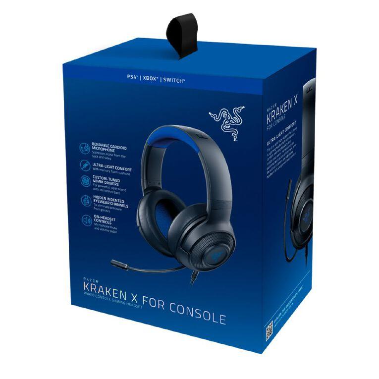 Razer Gaming Kraken X Console Headset, , hi-res