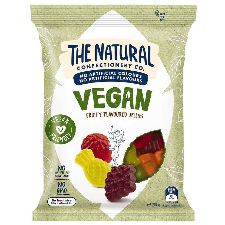 The Natural Confectionery Co. Vegan Fruit 200g, , hi-res
