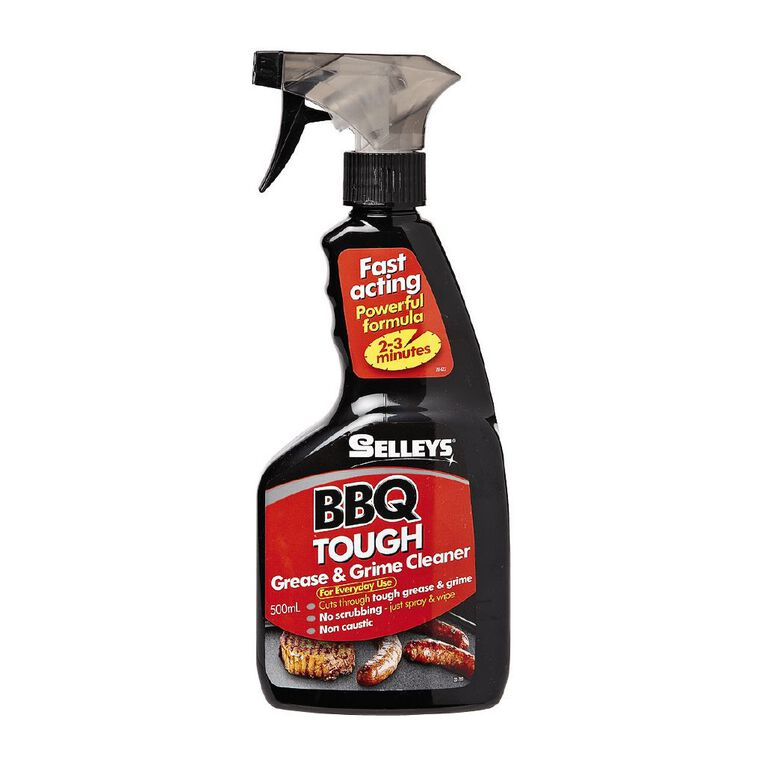 Selleys BBQ Tough Grease & Grime, , hi-res