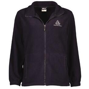 Schooltex Tauranga Adventist Polar Fleece Jacket with Embroidery