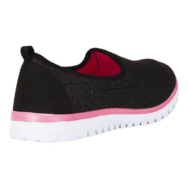 Active Intent Stroll Shoes, Black, hi-res