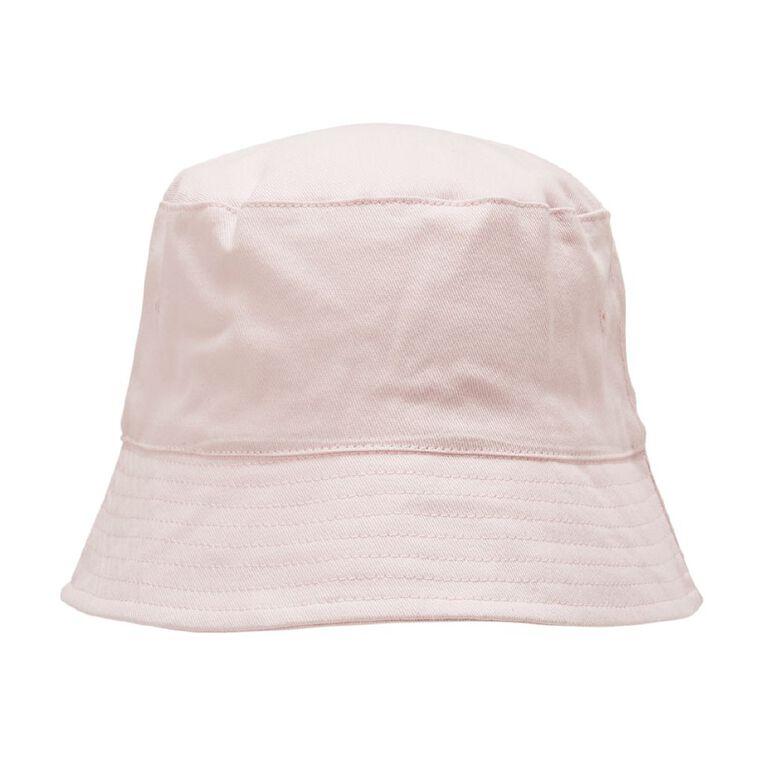 Young Original Kids' Solid Colour Bucket Hat, Purple, hi-res