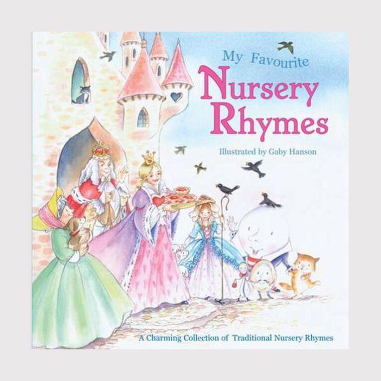 Favourite Nursery Rhymes Storybook, , hi-res