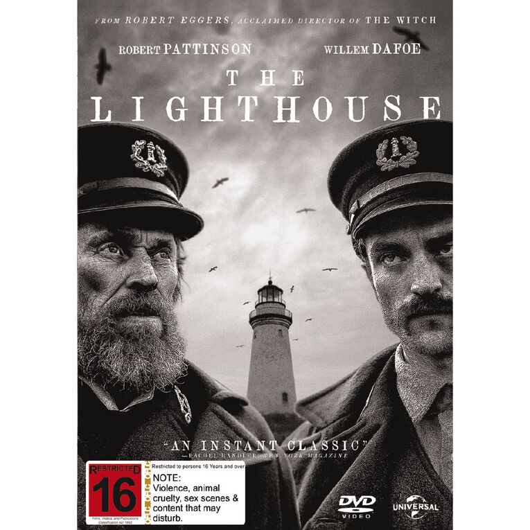 The Lighthouse DVD 1Disc, , hi-res