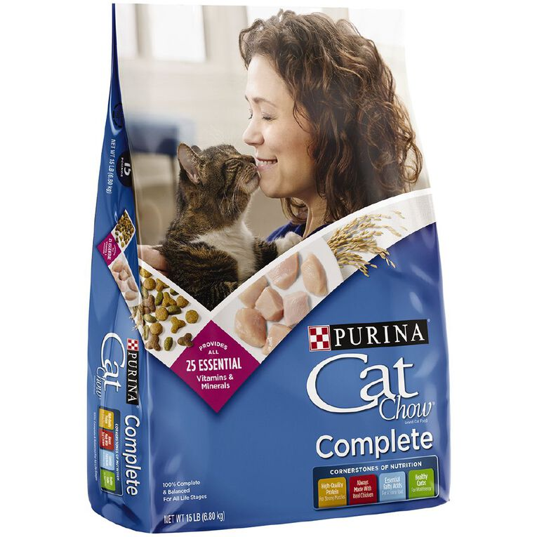 Purina Cat Chow Complete 6.8kg, , hi-res