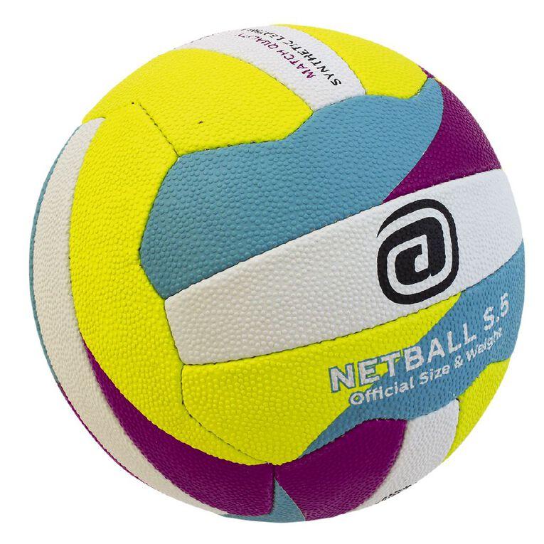 Avaro Match Netball Assorted, , hi-res