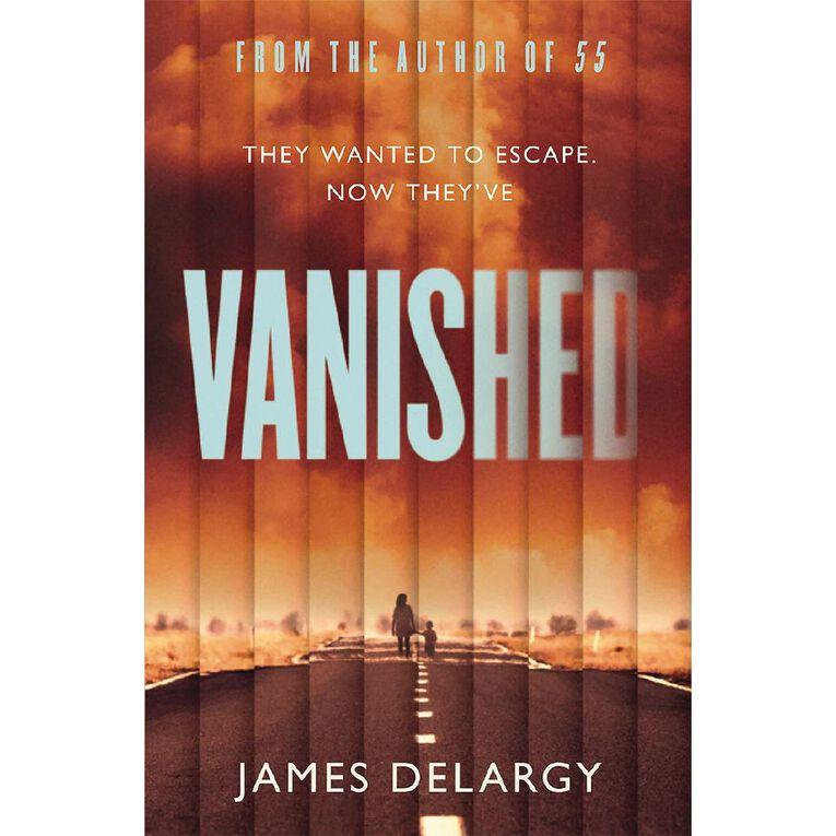 Vanished by James Delargy, , hi-res