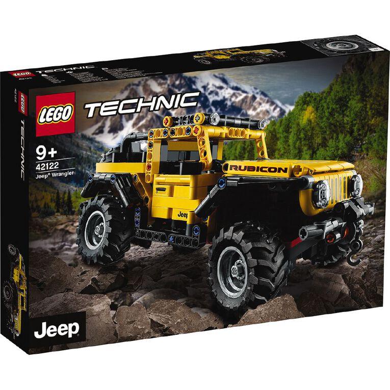 LEGO Technic Jeep Wrangler 42122, , hi-res
