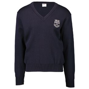 Schooltex Buller High Jersey with Embroidery