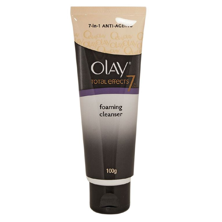 Olay Olay Total Effects Foam Cleanser 100ml, , hi-res