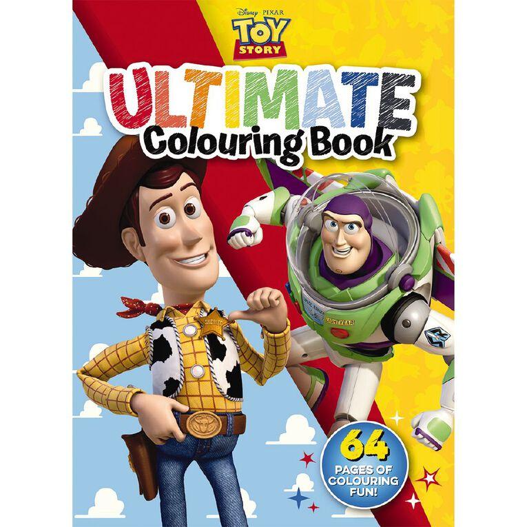 Disney-Pixar: Toy Story Ultimate Colouring, , hi-res