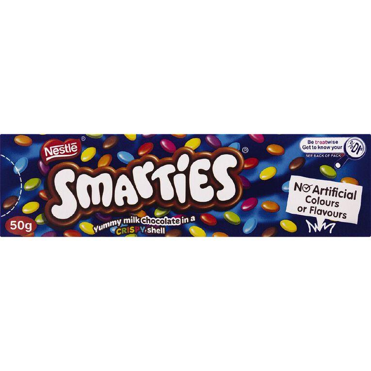 Nestle Smarties 50g, , hi-res