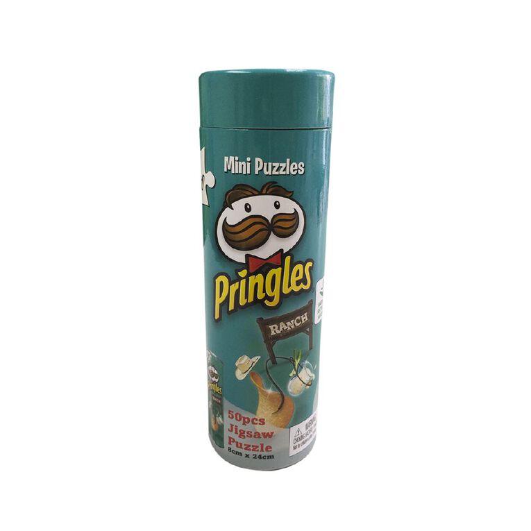 Mini Puzzle Pringles 50 Piece Assorted, , hi-res