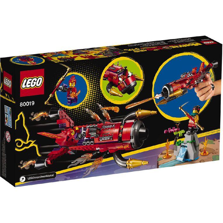 LEGO Monkie Kid Red Son's Inferno Jet 80019, , hi-res