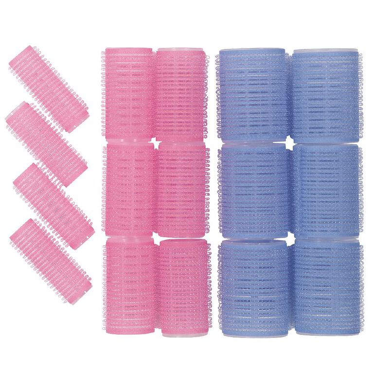 Colour Co. Hair Self Hold Rollers 16 Pack, , hi-res