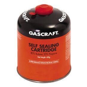 Gascraft Butane Screw Type Canister 450g