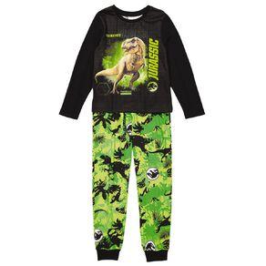 Jurassic World Boys' Knit Pyjamas