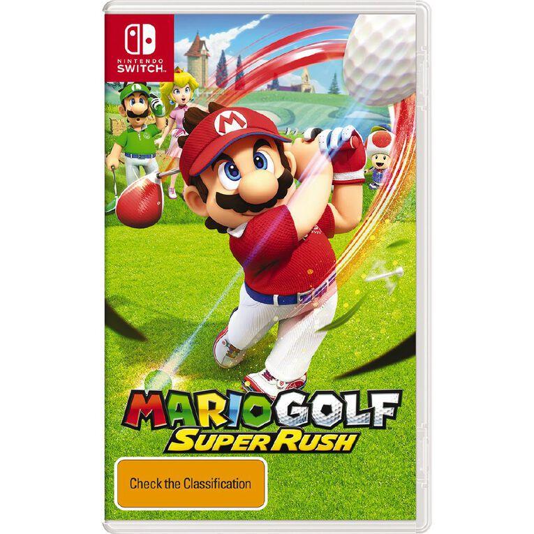 Nintendo Switch Mario Golf Super Rush, , hi-res