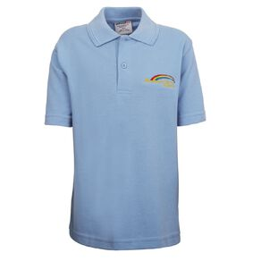 Schooltex Manchester Street Short Sleeve Polo with Embroidery