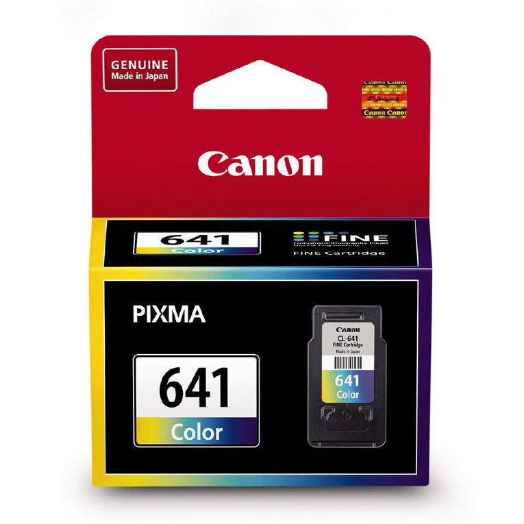 Canon Ink CL641 Colour (180 Pages), , hi-res