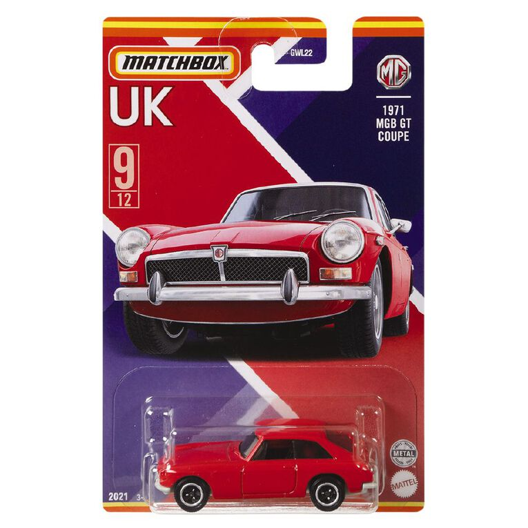 Matchbox Best of Britain Collector Assorted, , hi-res
