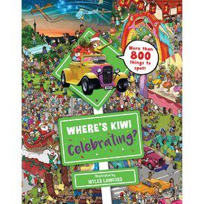 Where's Kiwi Celebrating?