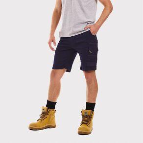 Tradie Flex Contrast Cargo Shorts