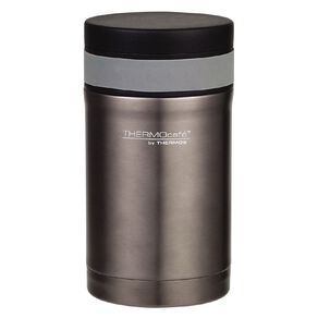 Thermos Insulated Vacuum Food Jar Black 500ml