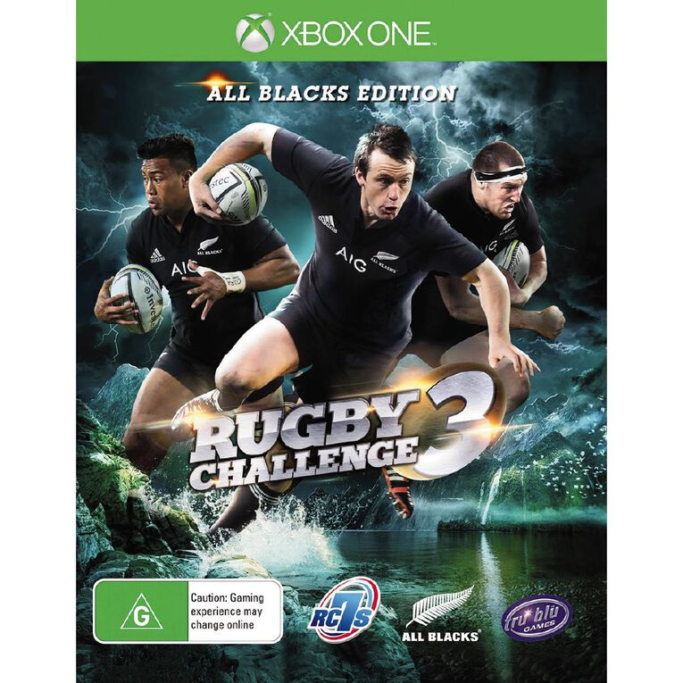 XboxOne All Blacks Rugby Challenge 3, , hi-res