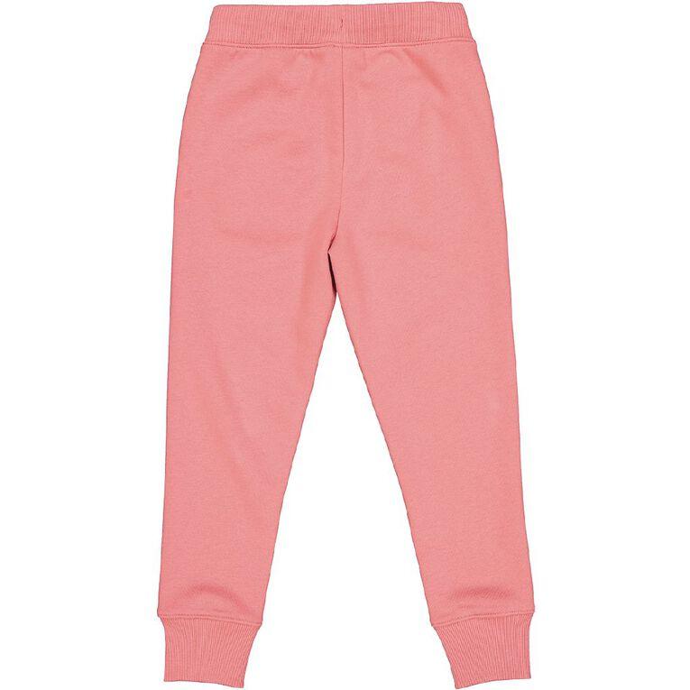Young Original Printed Jogger Trackpants, Pink Mid, hi-res