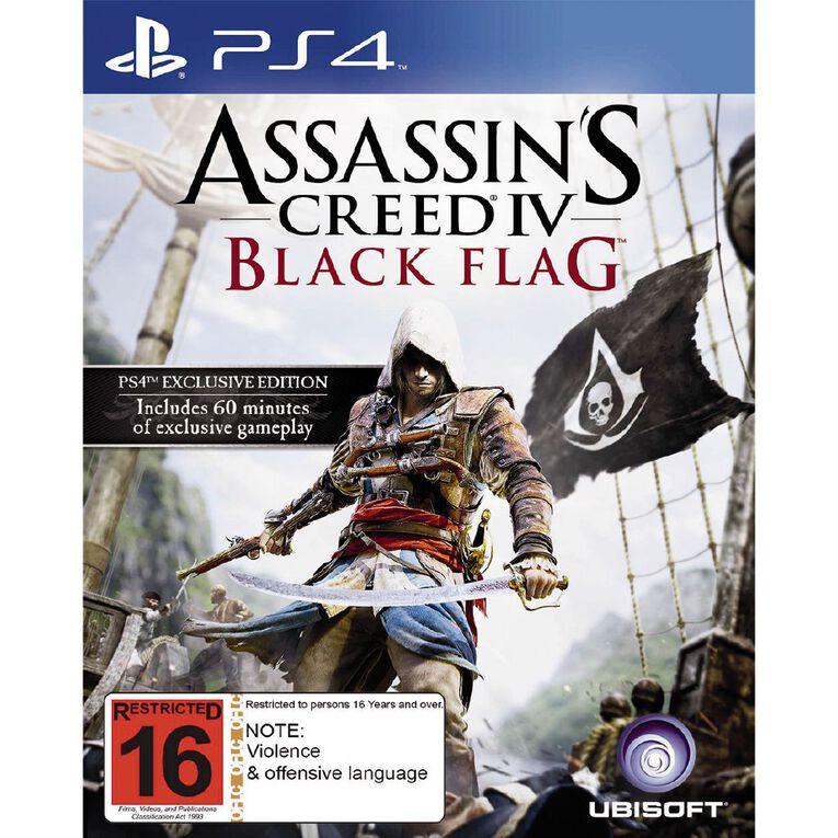 PS4 Assassins Creed 4 Black Flag, , hi-res