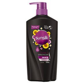 Sunsilk Shampoo Longer & Stronger 700ml