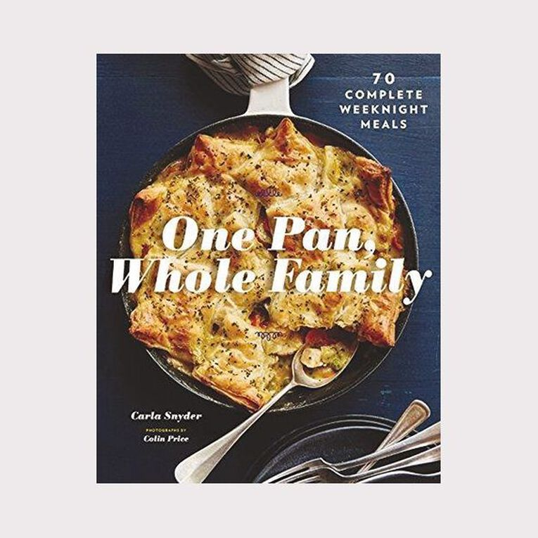 One Pan Whole Family by Carla Snyder & Colin Price, , hi-res