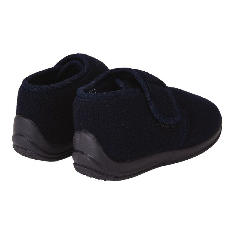 Young Original Teddy Slippers, Navy, hi-res