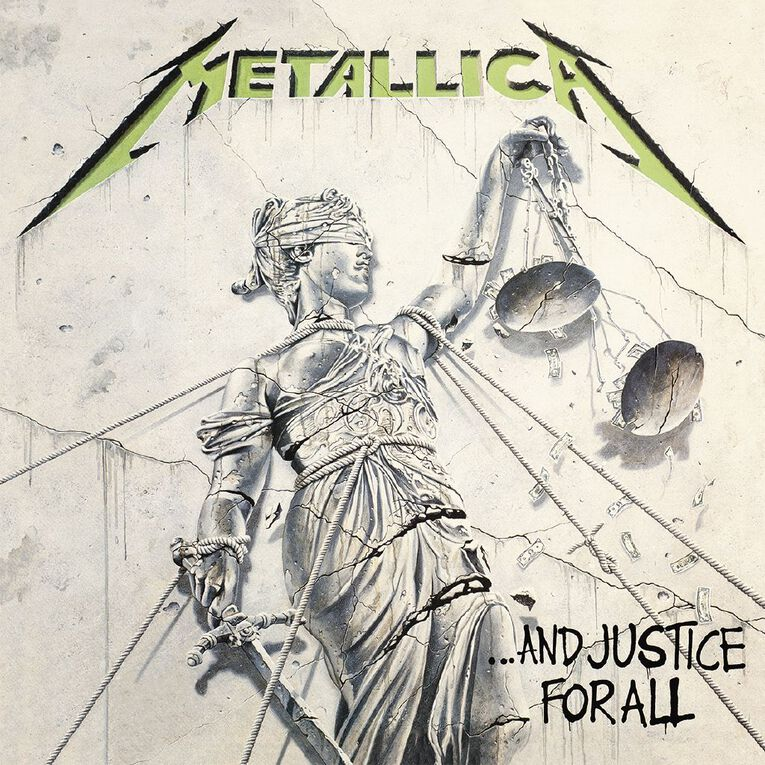 And Justice For All CD by Metallica 3Disc, , hi-res