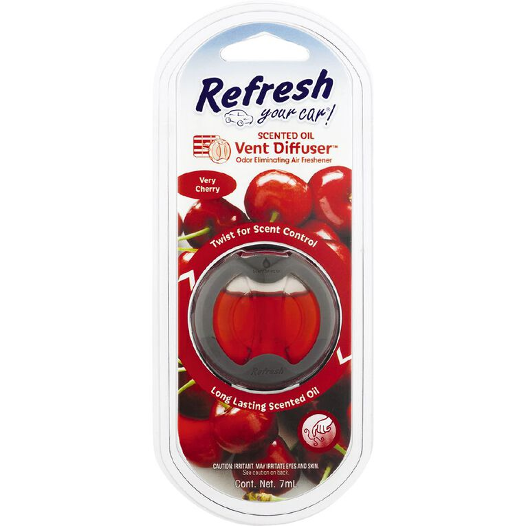 Refresh Your Car Diffuser Very Cherry, , hi-res image number null