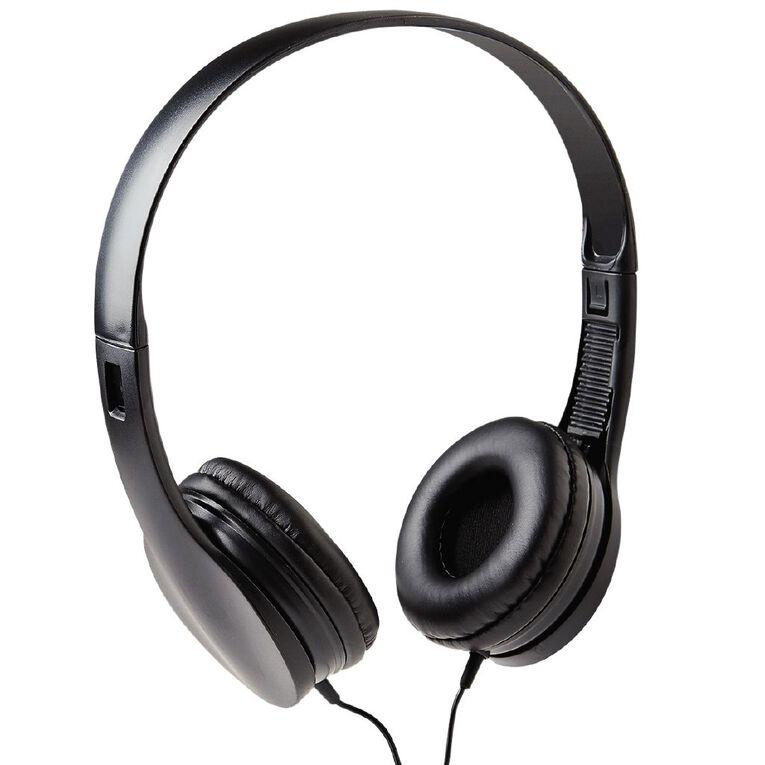 Tech.Inc Blast Headphones Black, , hi-res