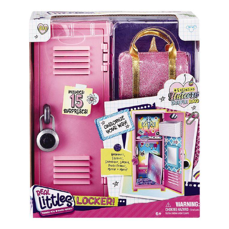 Real Little Backpacks Locker Pack, , hi-res