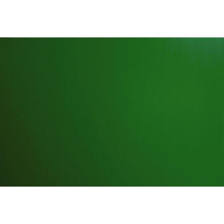 Plasti-Flute Sheet 600mm x 900mm Green, , hi-res