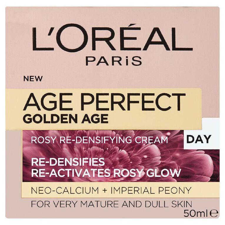L'Oreal Paris Age Perfect Golden Age Rosy Day Cream 50ml, , hi-res
