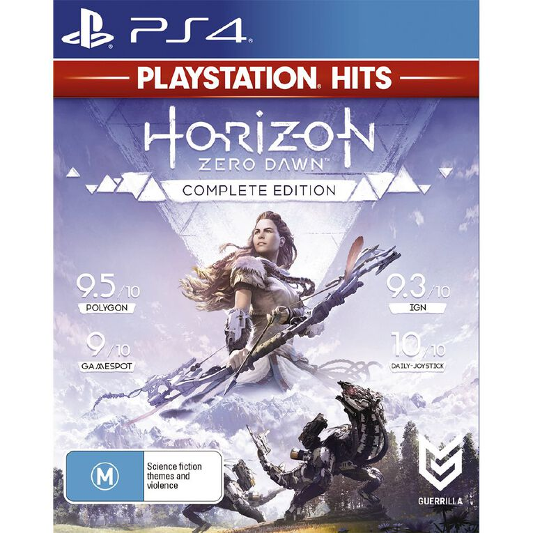 PS4 Horizon Zero Dawn Complete Edition, , hi-res image number null