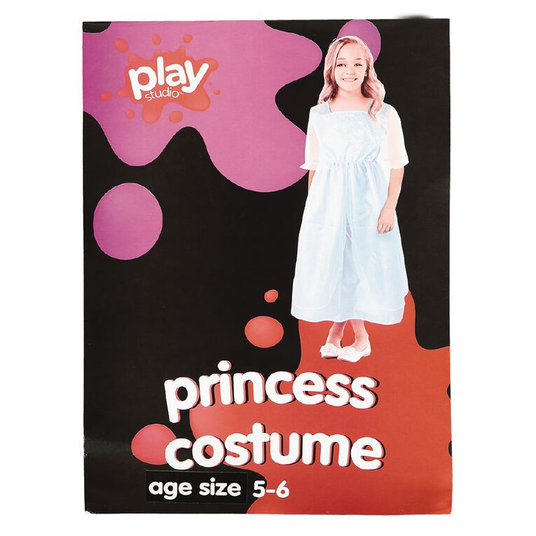 Play Studio Princess Costume Size 5-6, , hi-res
