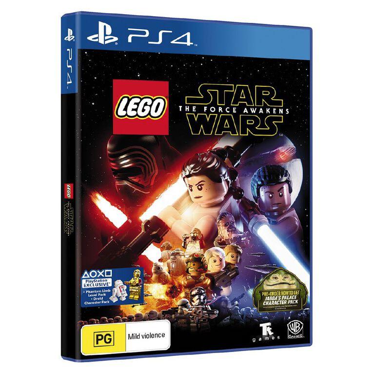 PS4 LEGO Star Wars Force Awakens, , hi-res