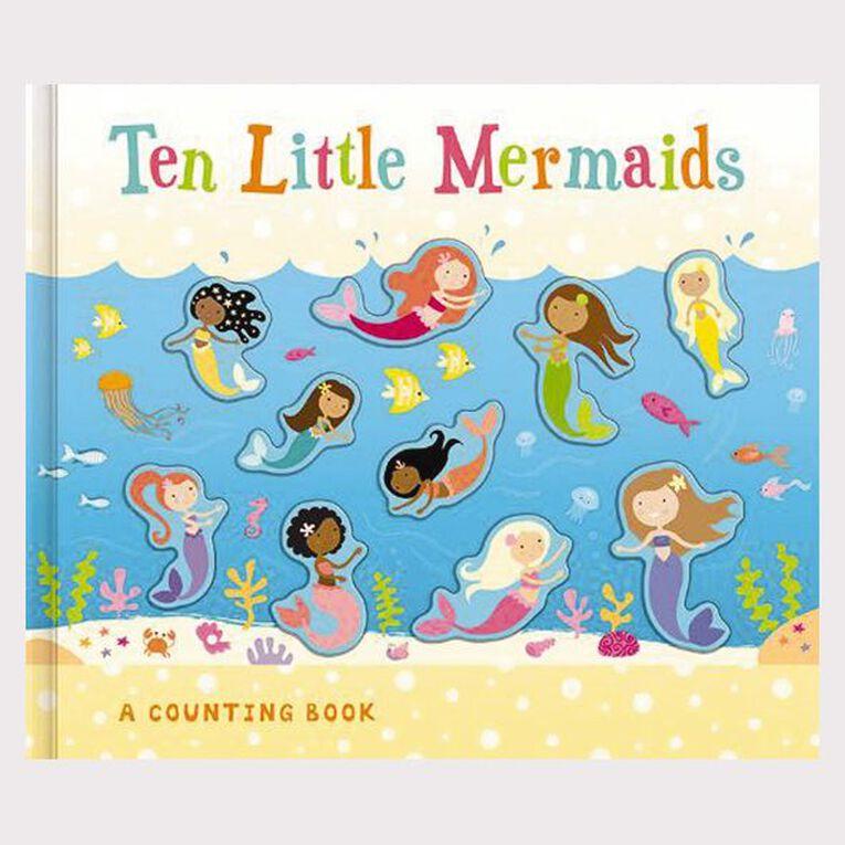 Counting to Ten: Ten Little Mermaids by Susie Linn, , hi-res