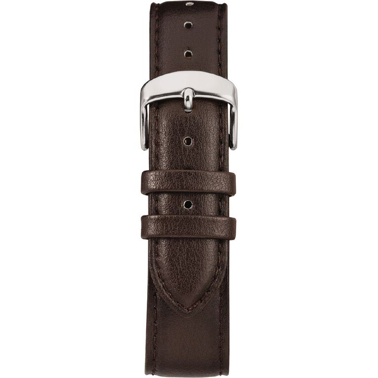 Timex Core Leather 43mm Watch, , hi-res