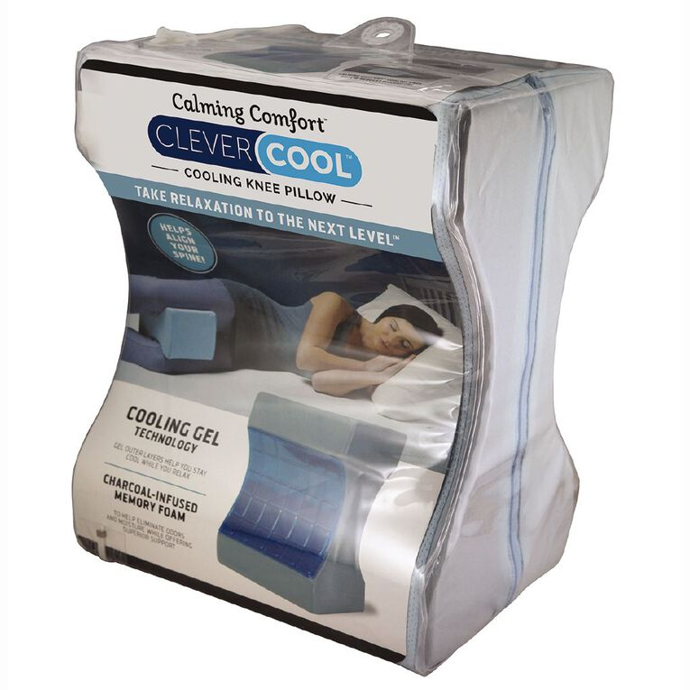 As Seen On TV Cooling Knee Pillow, , hi-res