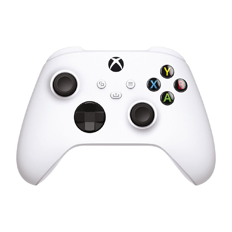 Xbox Wireless Controller Robot White, , hi-res